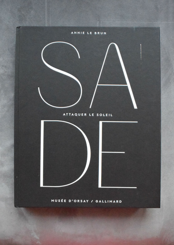 Sade, catalogue